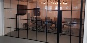 Glass Partitions with Style
